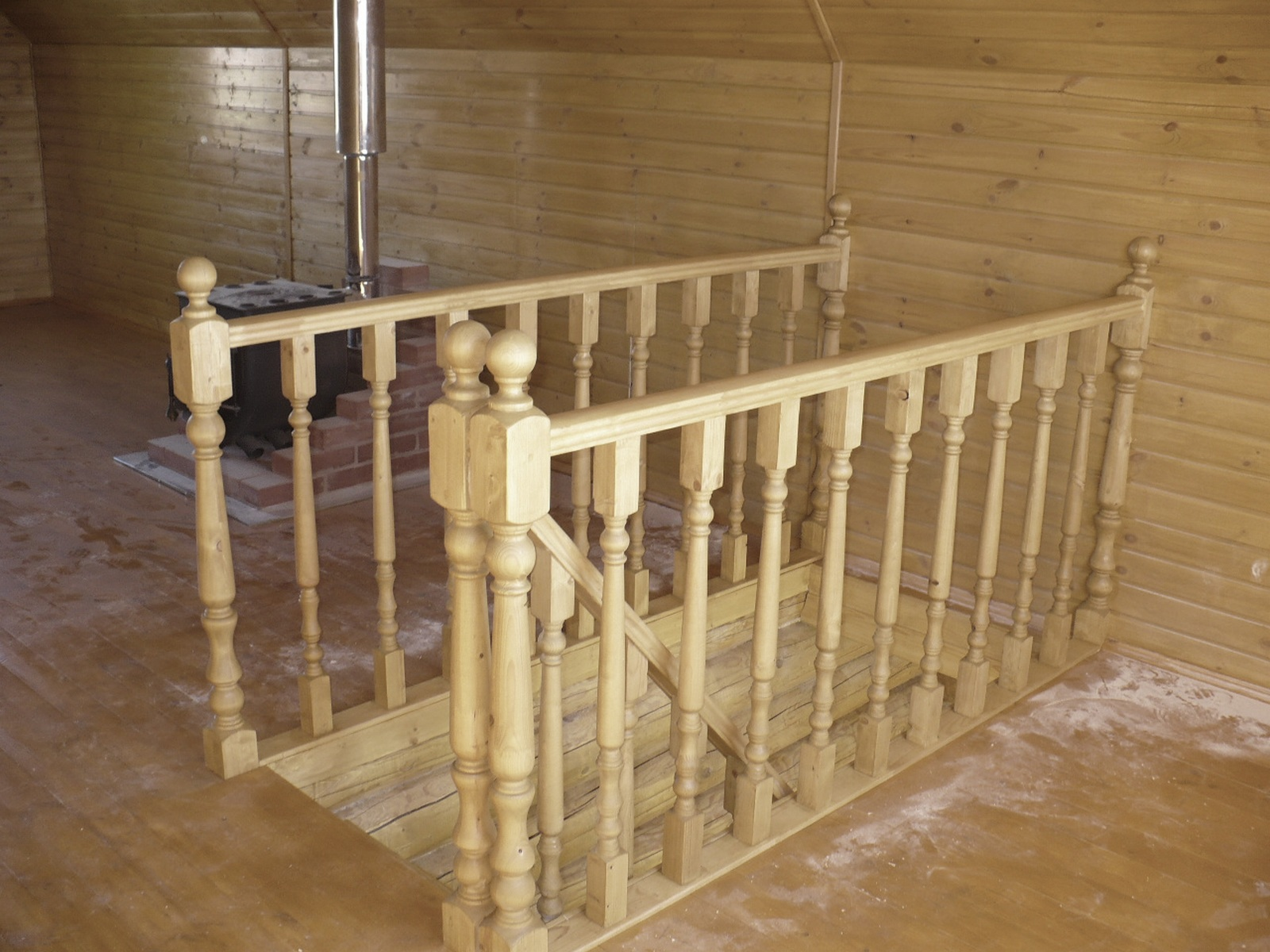 Песочница для ребенка из дерева 78