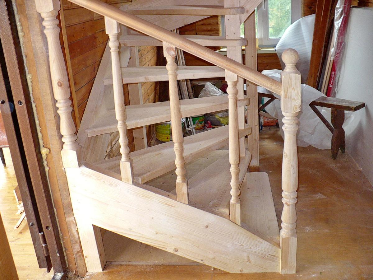Рассчитать лестницу на второй этаж, лестницы своими руками 13